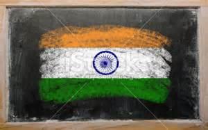 India blackboard